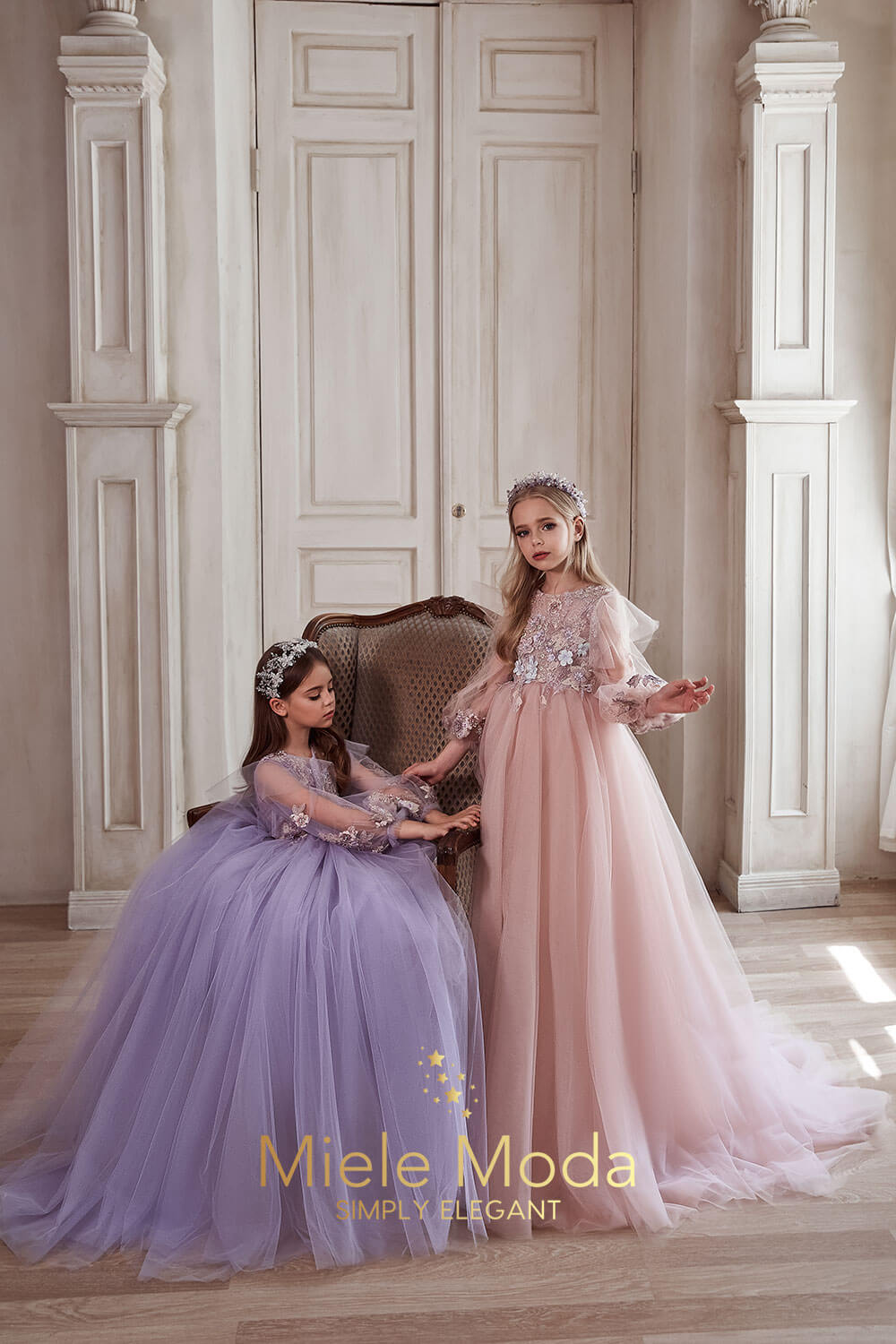 Noémie Couture Birthday Princess Dress
