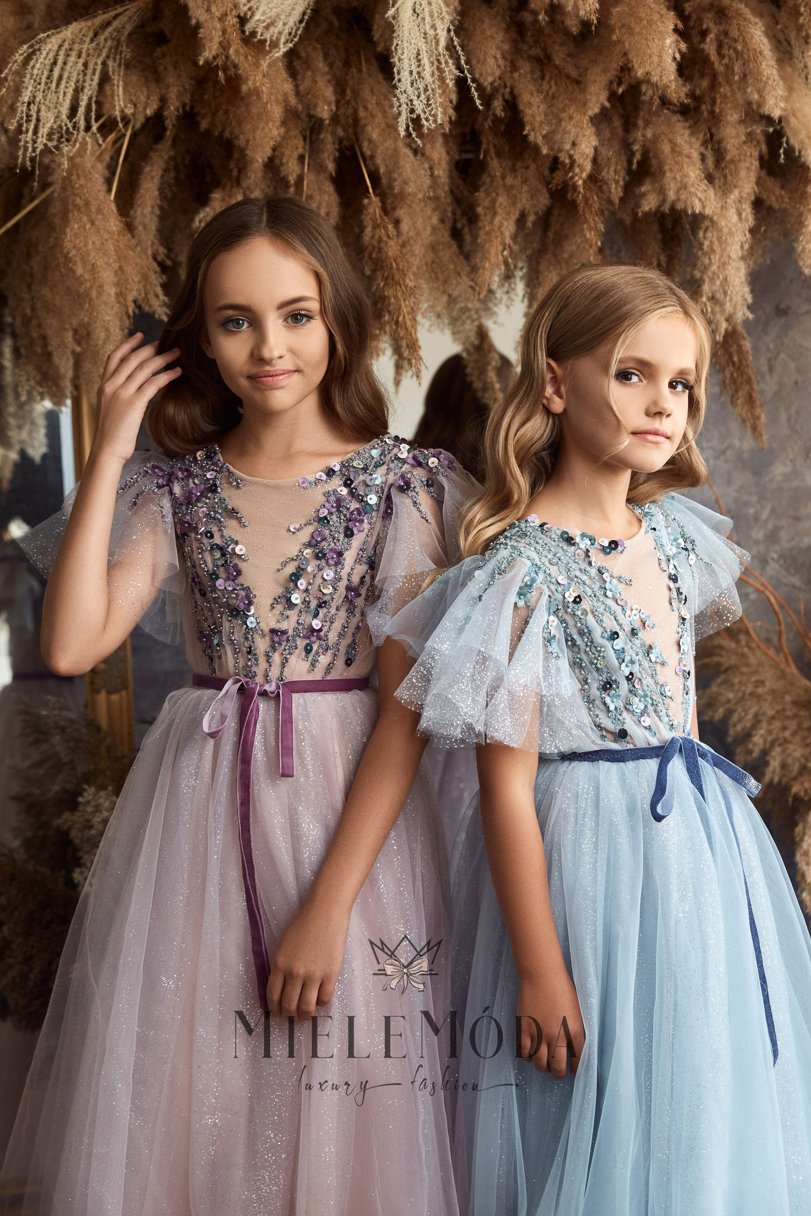 Terina Flower Girl Dress