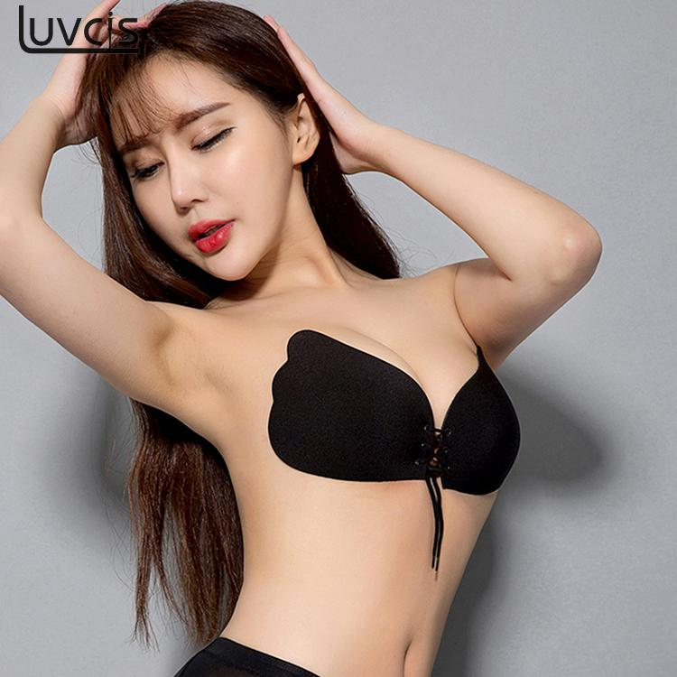 Magic Push Up Invisible Bra