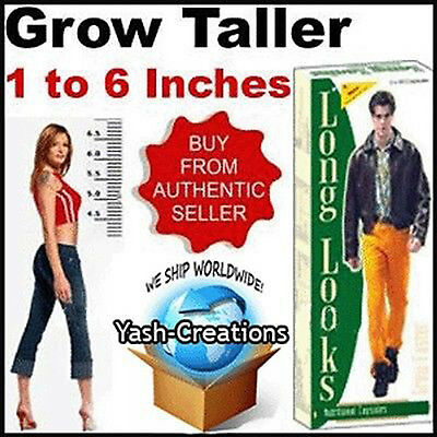 Herbal Height Growth Supplements