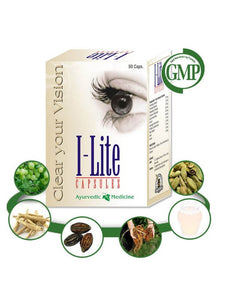 Herbal Weak Eyesight Treatment