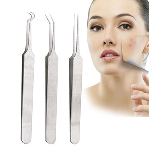 The Steel Blackhead Extractor