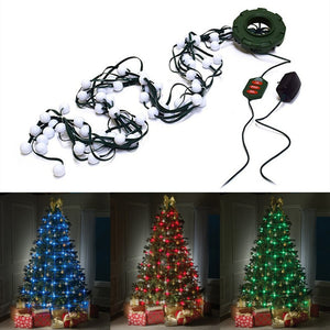 Tree LED String Lights