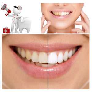 Teeth Whitening Scaling Powder Oral Hygiene Activated Bamboo Charcoal Powder