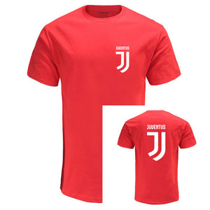 New Juventus print Women/men T Shirt