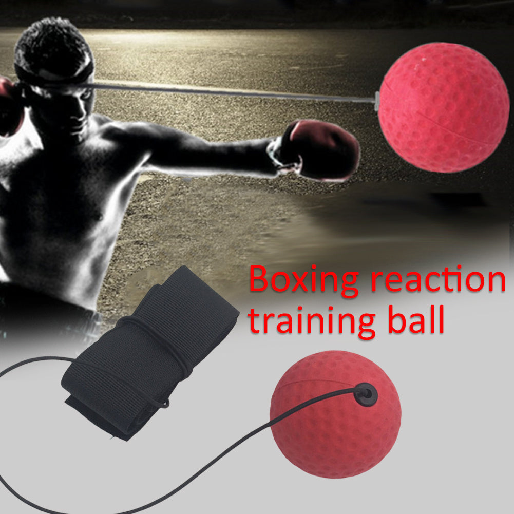 Boxing Speed Ball Muay Thai Trainer