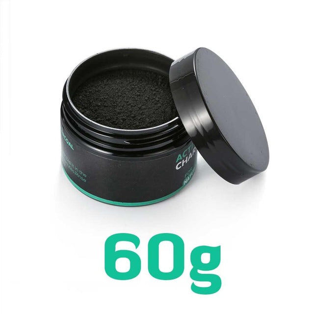 Teeth Whitening Powder Activated Coconut Charcoal