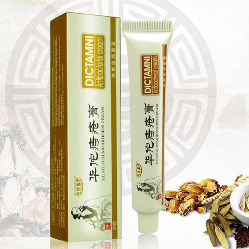 Herbal Hemorrhoids Cream Effective Treatment Internal Hemorrhoids Piles External Anal Fissure