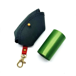 Poo Bag Holder Black - SALE
