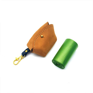 Poo Bag Holder Tan - SALE