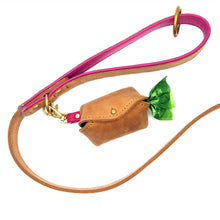 Poo Bag Holder Tan - NEW
