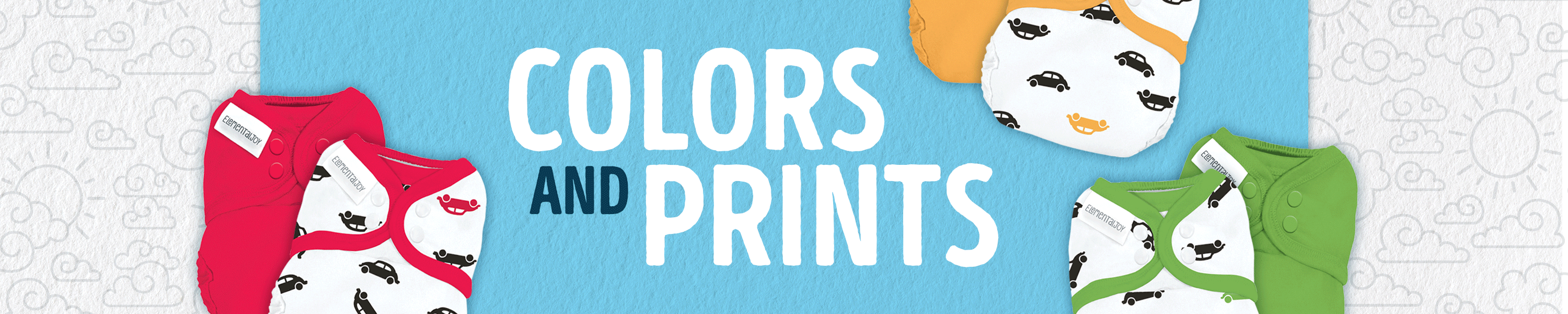 Shop Colors & Prints
