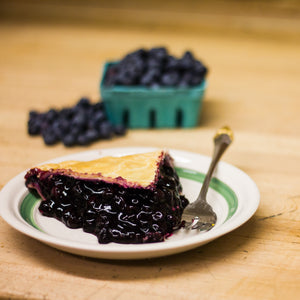 Blueberry Pie - 9""