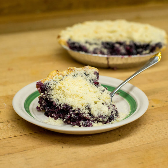 (Thaw & Serve) Blueberry Cobbler - 9