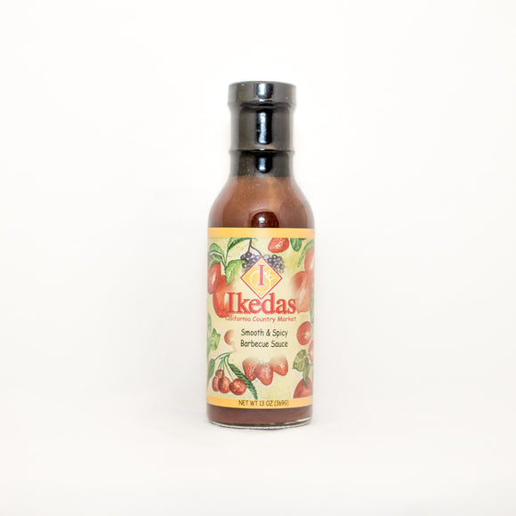 Smooth & Spicy Barbecue Sauce