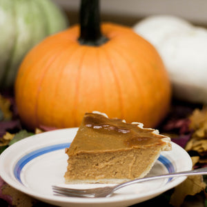 Pumpkin Pie (In-Store Only) - 9""