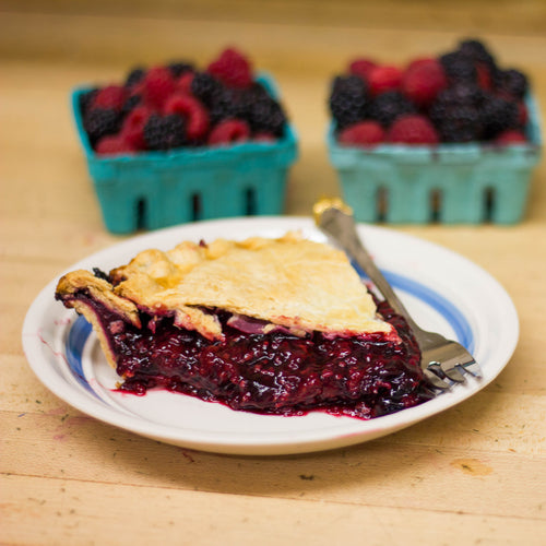 Razzleberry Pie