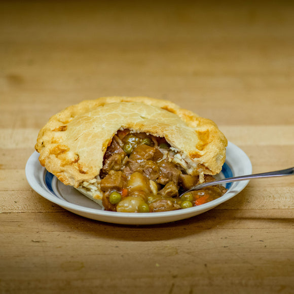 (Take & Bake) Beef Steak Pot Pie