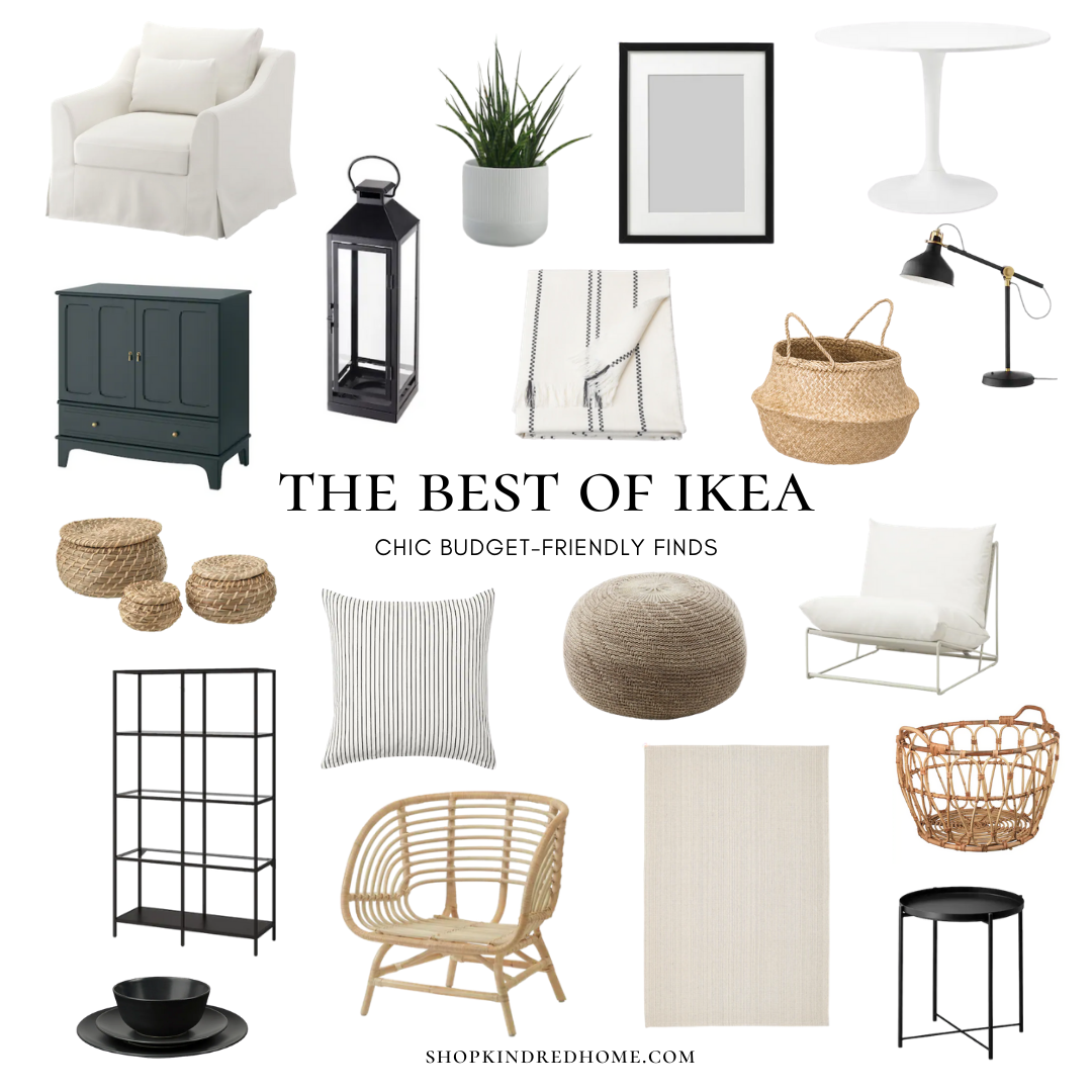 IKEA's Chic Budget-Friendly Finds