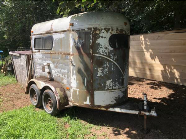 """Kindred Home """"Nelly"""" Mobile Shop Before Pic"""