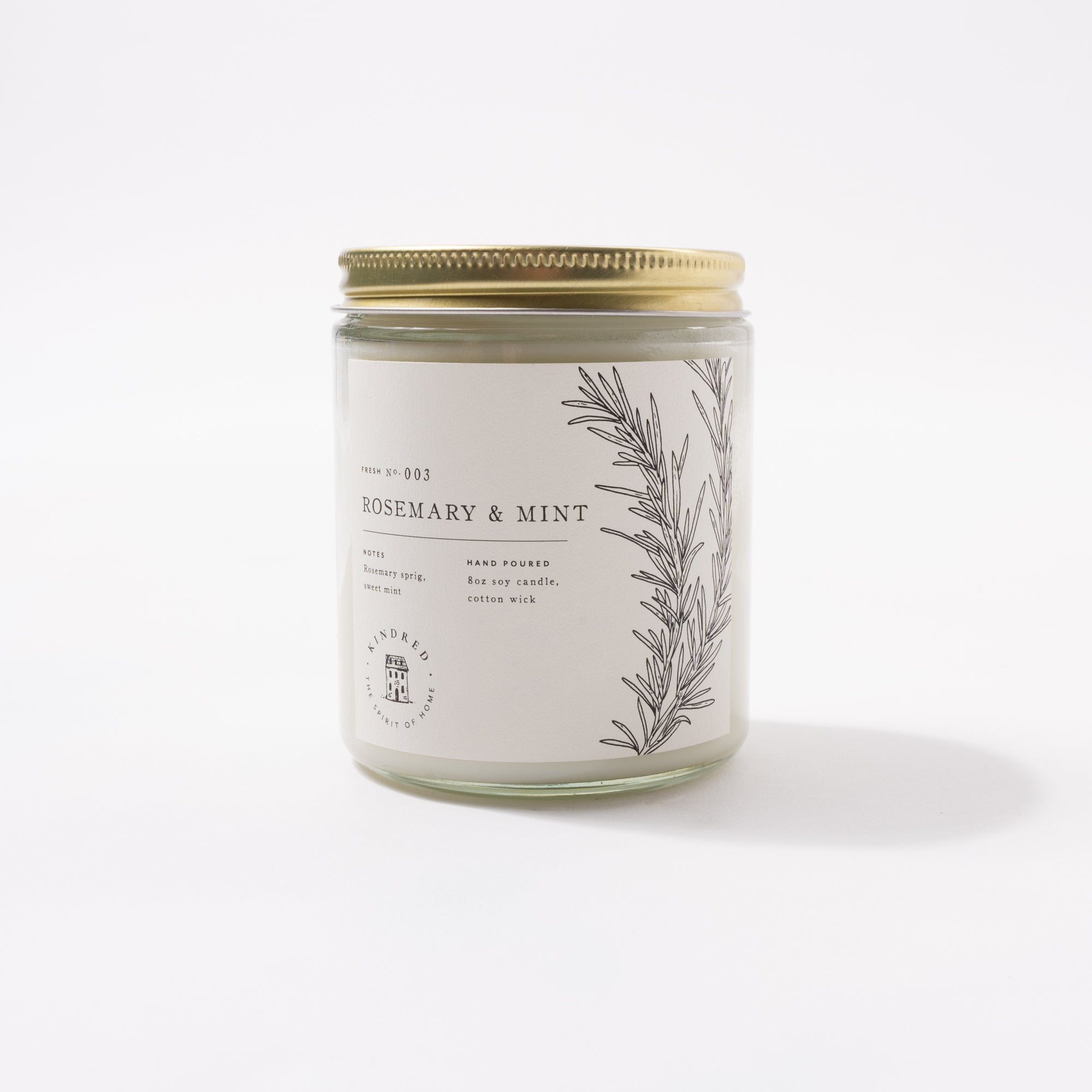 Rosemary & Mint Classic Candle