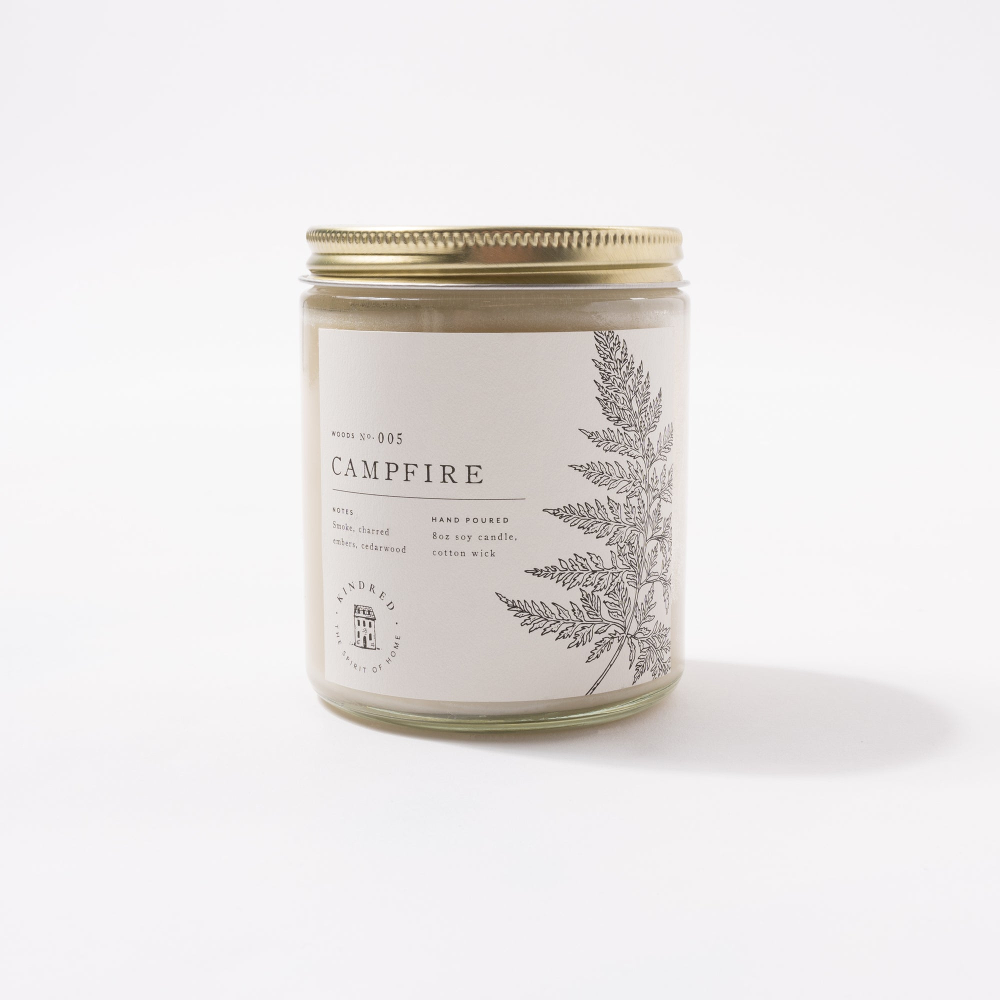 Campfire Classic Candle