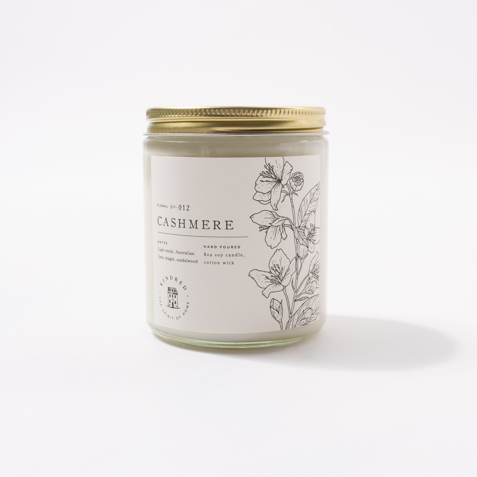 Cashmere Classic Candle