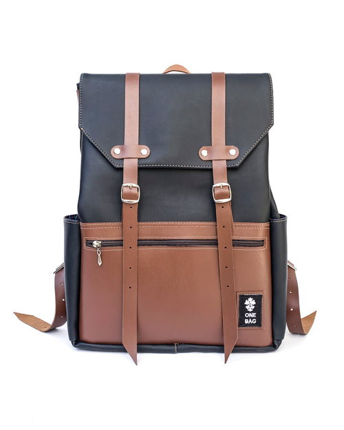 Classic Bag Black & Brown