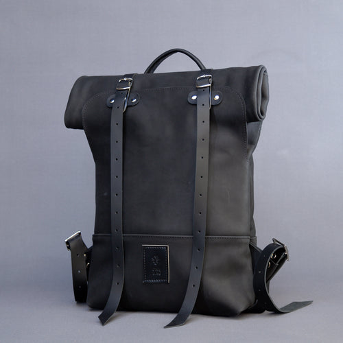 Roll Bag Premium Black