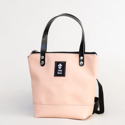 Mini Tote Soft Pink