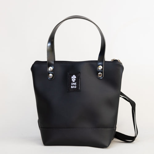 Mini Tote Bag Negro
