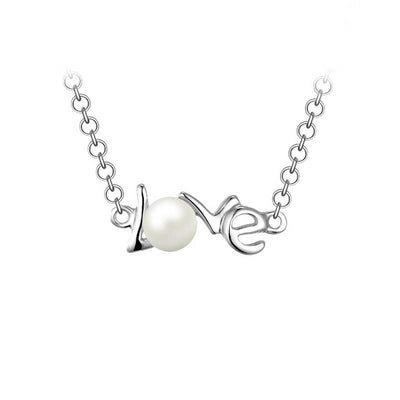 Love Freshwater Pearl Necklace - jpgstorepro.com