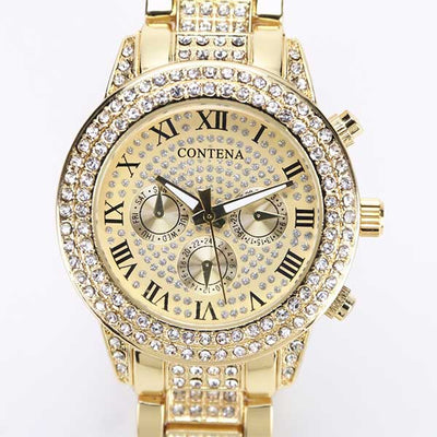 Luxury Ladies Quartz Watch - jpgstorepro.com
