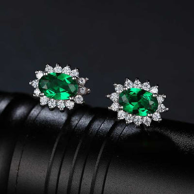 Princess Diana Emerald Set - jpgstorepro.com