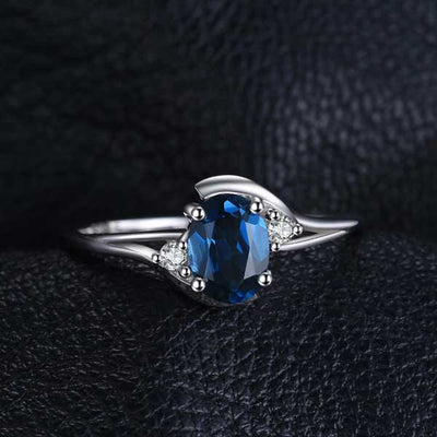 Tanzanite Engagement Ring - jpgstorepro.com