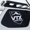 VTX Badge - Vinyl Decals