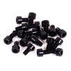 High Profile Center Cap Bolts | Black | Pack of 8