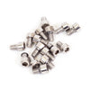 High Profile Center Cap Bolts | Silver | Pack of 8