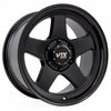 OUTLAW | SET OF FOUR | 18x9 +0 | 6x139.7 | SATIN BLACK
