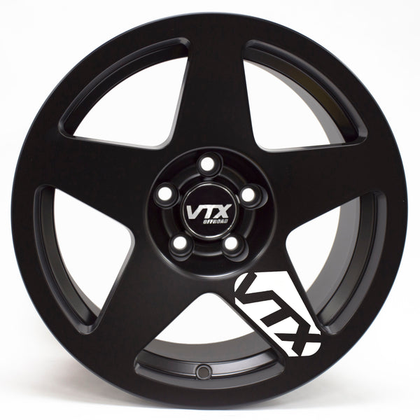 Vtx Rally 5 Spoke Decal Vtx Wheels