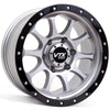 ROGUE | SET OF FIVE | 17x8.5 -10 | 6x139.7 | SATIN GRAY