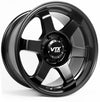 SINGLE TERRA | 17x8.5 -10 | 6x139.7 | SATIN BLACK