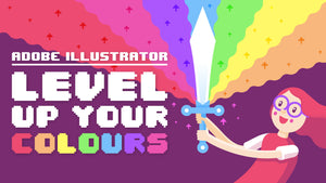 Adobe Illustrator: Level Up Your Colors