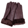 Women's Shearling Leather Gloves