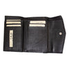 Men's Upright Leather RFID Wallet