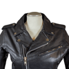 Kid's Classic Leather Motorcycle Jacket