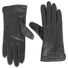 Stitch Front Tech Leather Gloves