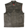 Men's Snap Club Vest