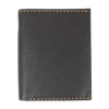 Men's Upright Bifold Leather Wallet