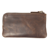 Men's Oiled Leather Coin Wallet